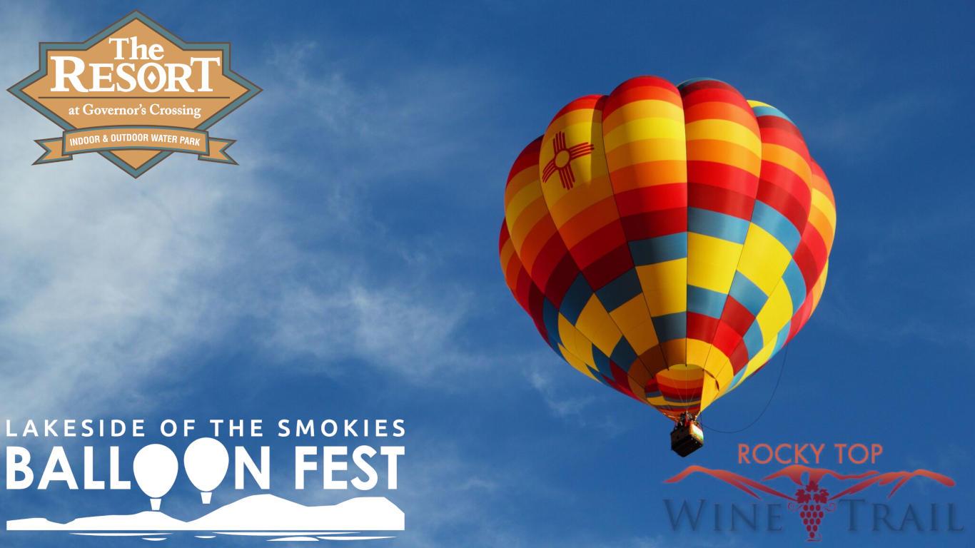 Balloonfest in White Pine TN