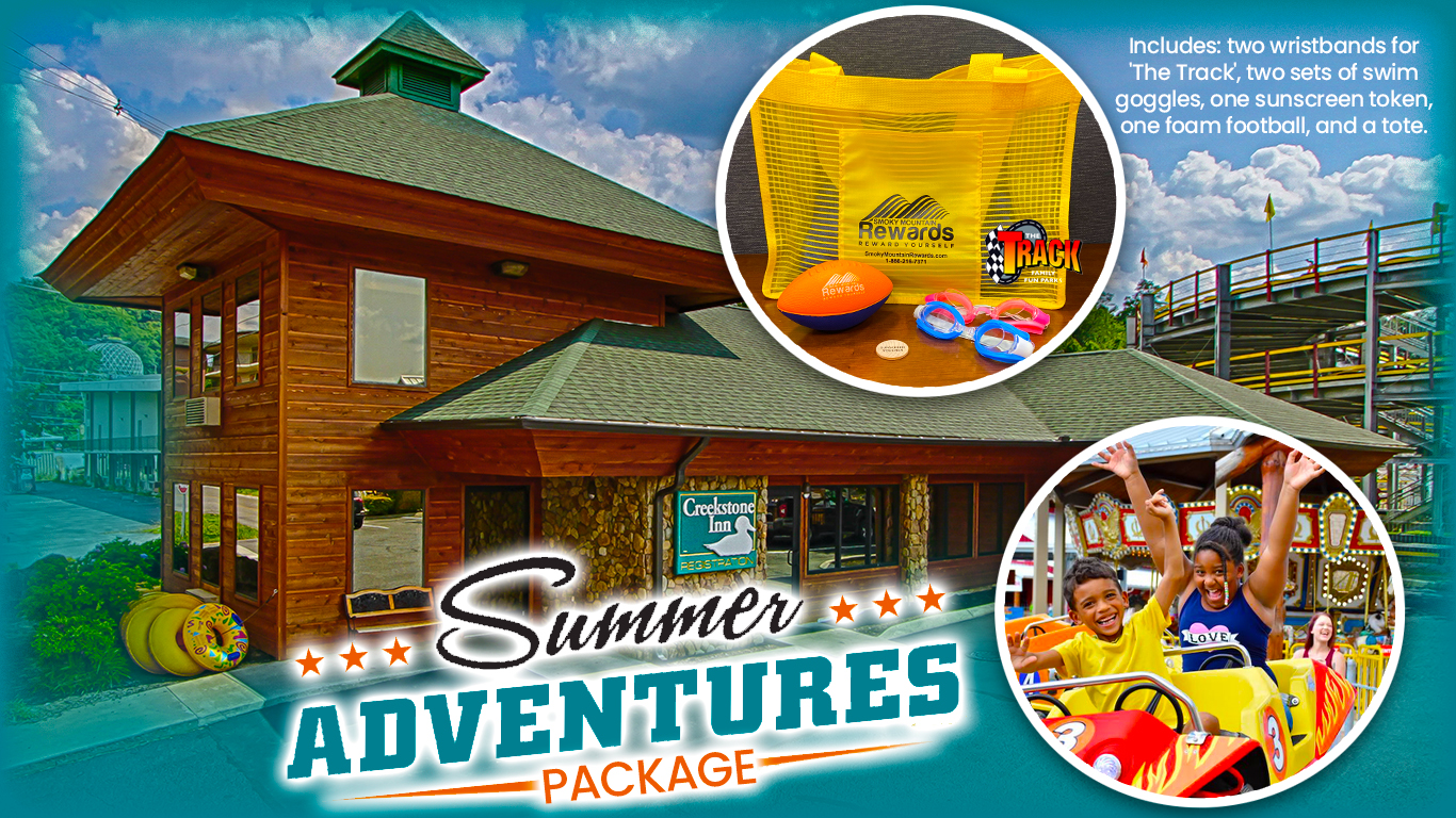 Creekstone Inn Summer Adventure
