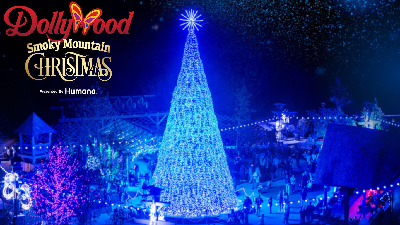 Dollywood Smoky Mountain Christmas