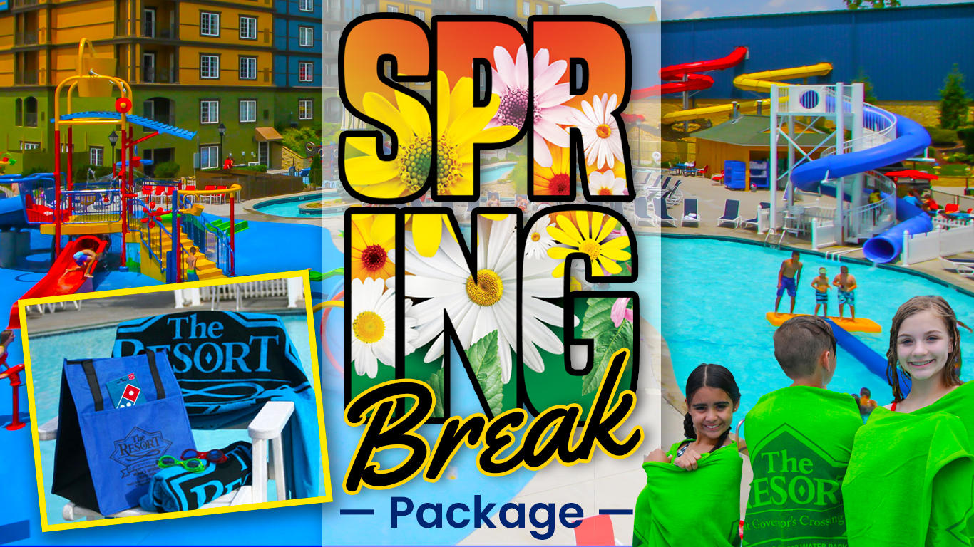 Spring Break a The Resort at Governors Crossing